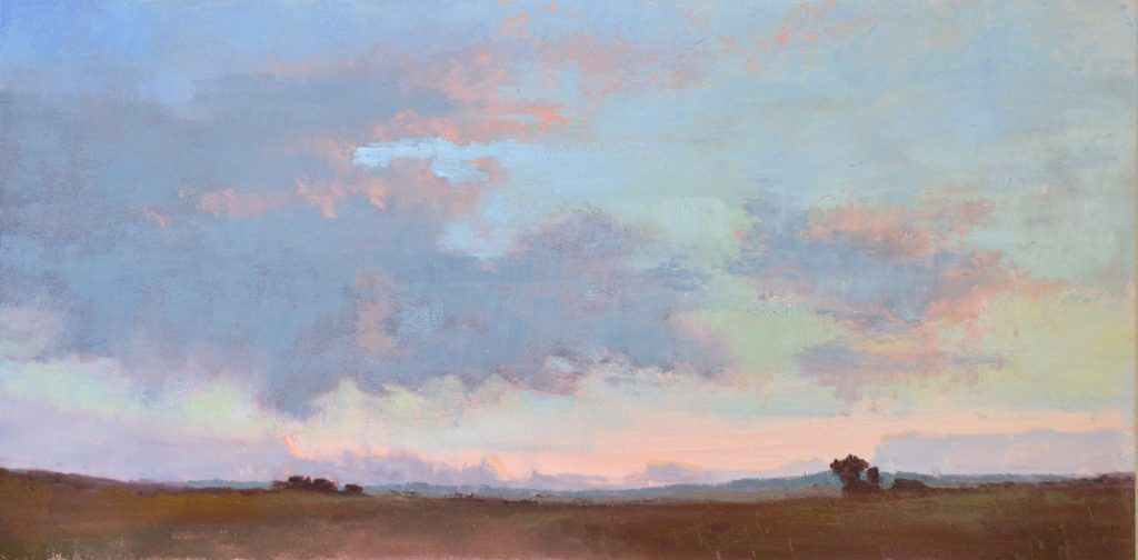 This image has an empty alt attribute; its file name is Beth_Cole-Subtle_Shifts-Oil-12x24-800-Arrow_Artists-1024x504.jpg